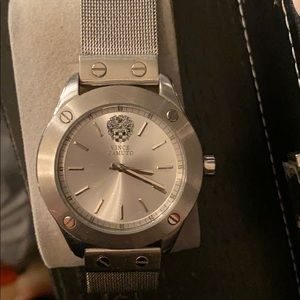 Vince Camuto silver watch